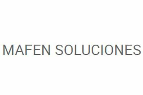 MAFEN SOLUCIONES