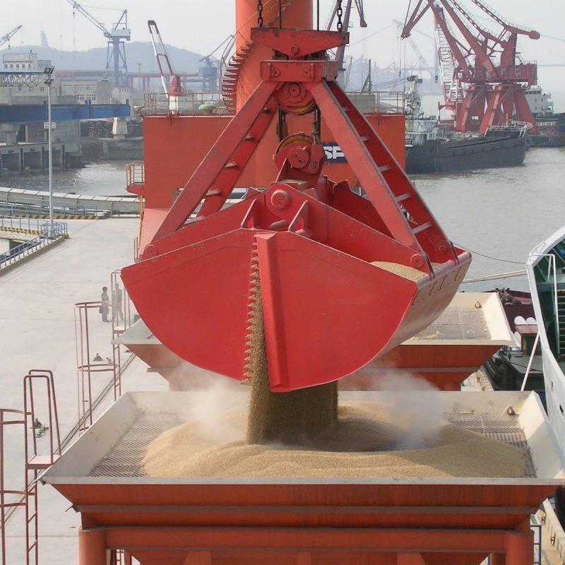 Cargas granel | cemento clinker