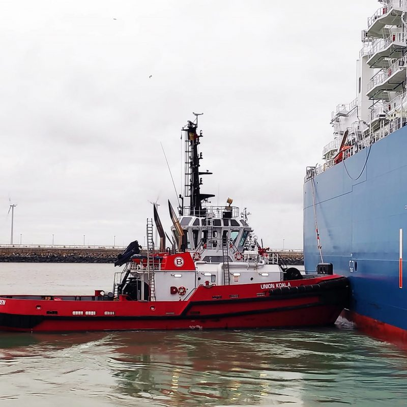 Tirones   Remolcadores   Operador de Comercio Exterior   Mavie Logistic Cargo